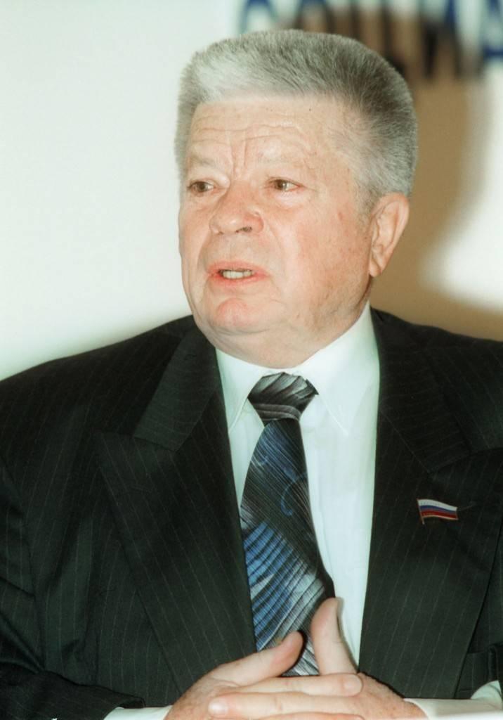 Фёдоров, святослав николаевич