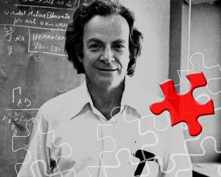Что такое метод фейнмана- лайфхаки по изучению нового материала +видео
