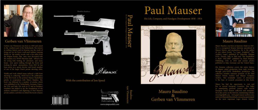 Маузер, вильгельм и пауль, подробная биография