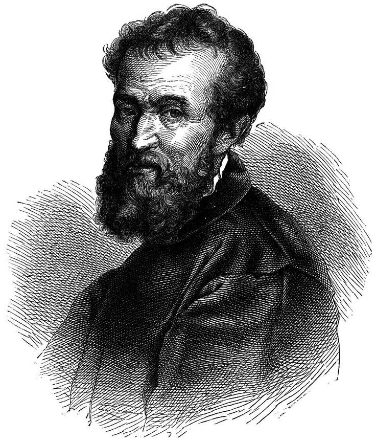Презентация на тему микеланджело ди буонарроти