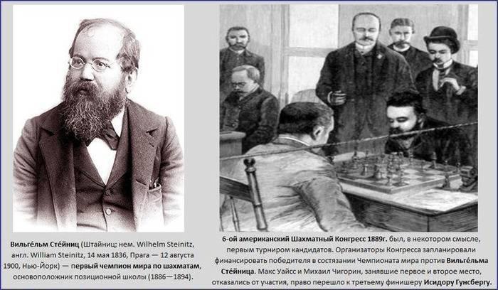 Вильгельм стейниц в библиотеке а. белоусенко