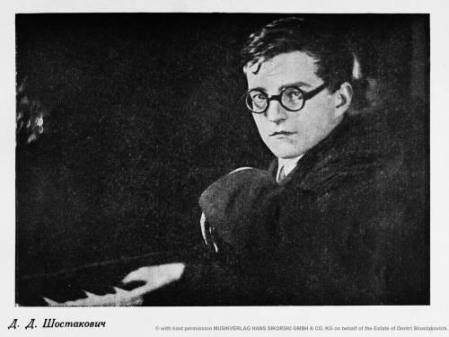 Дмитрий шостакович: биография великого композитора