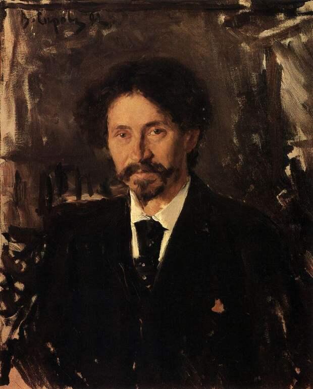 Валентин серов: портреты