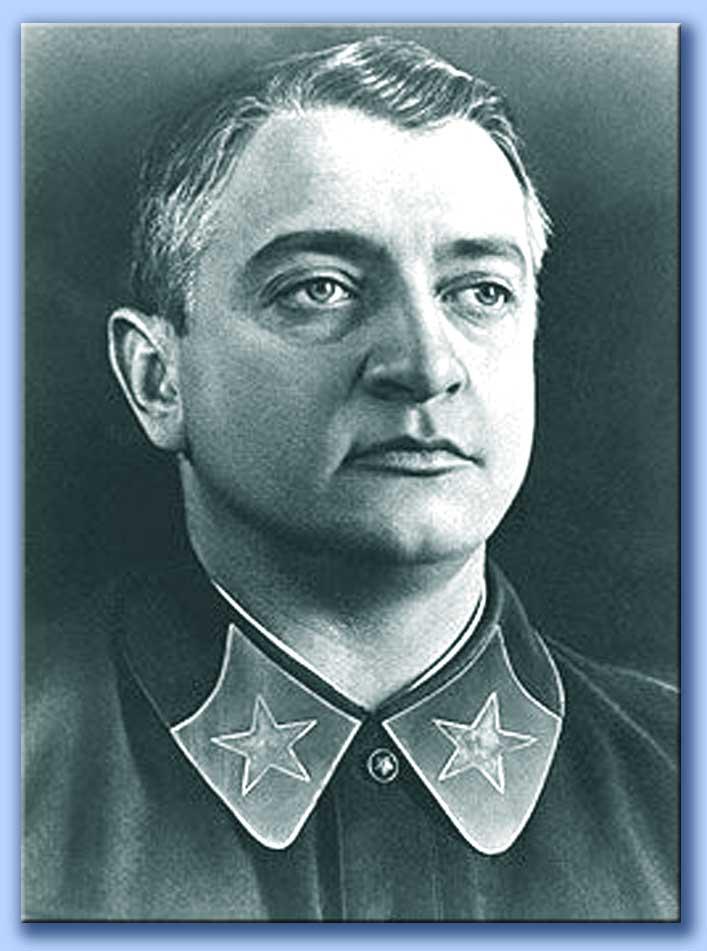 Биографиямихаила николаевичатухачевского