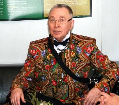 Вячеслав зайцев (модельер) - биография, информация, личная жизнь