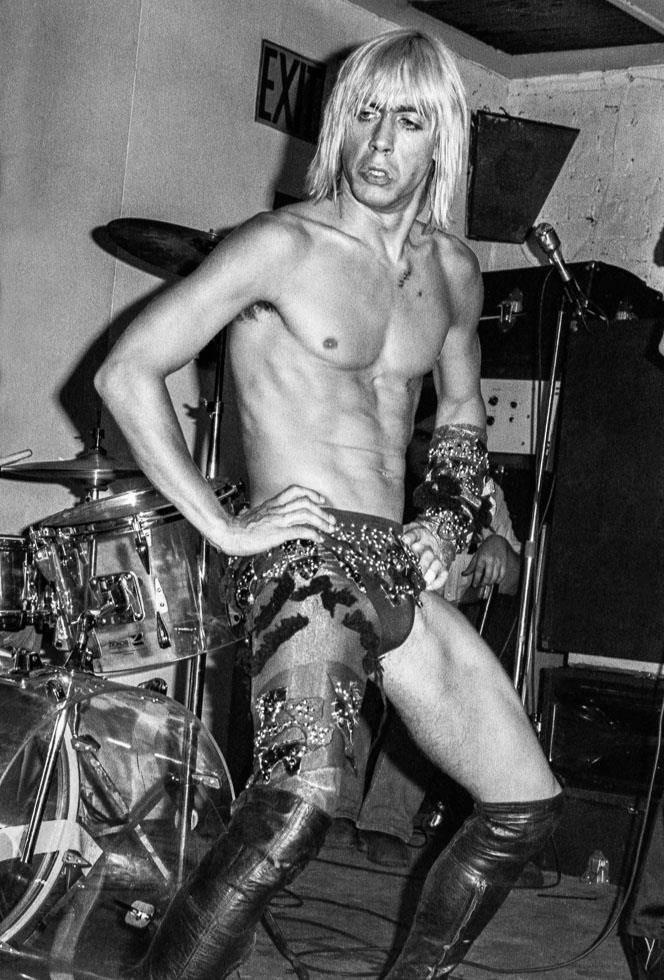 Биография iggy pop: история крестного отца панк-рок музыки