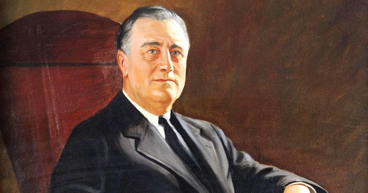 Франклин рузвельт — «звезда американской политики»