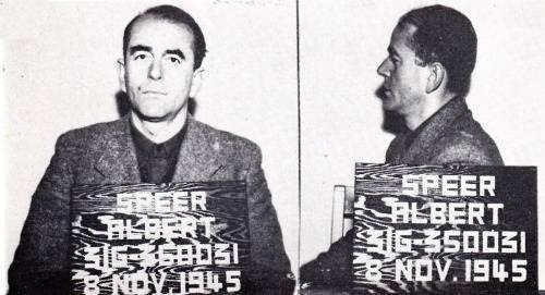 Альберт шпеер — доверенное лицо гитлера