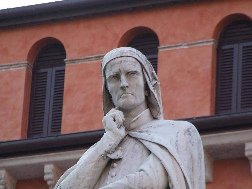 Краткая биография итальянского мыслителя данте алигьери