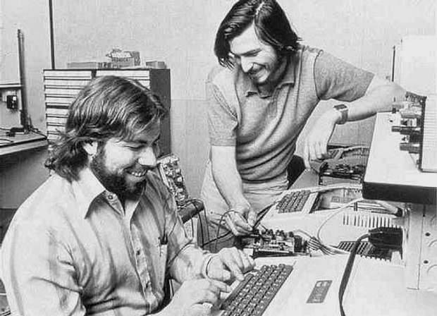 Стив джобс — человек, стоявший у истоков цифровой революции