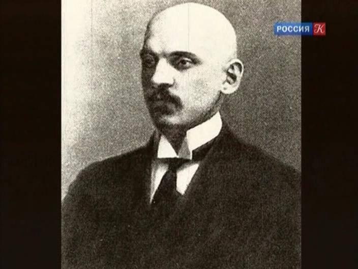 Биография Владимира Нарбута