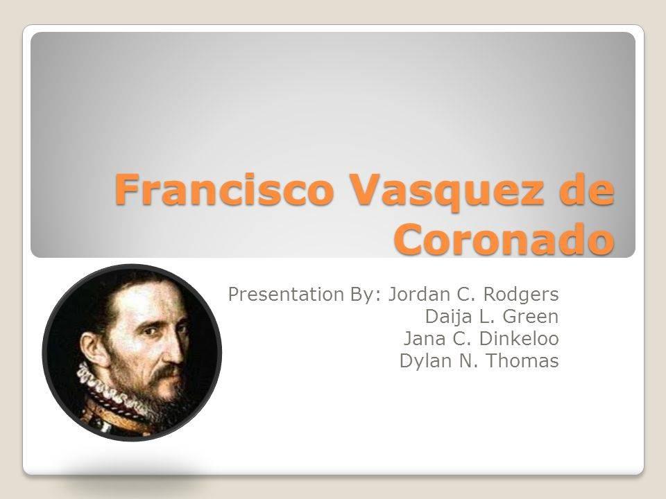 Франсиско де коронадо - вики