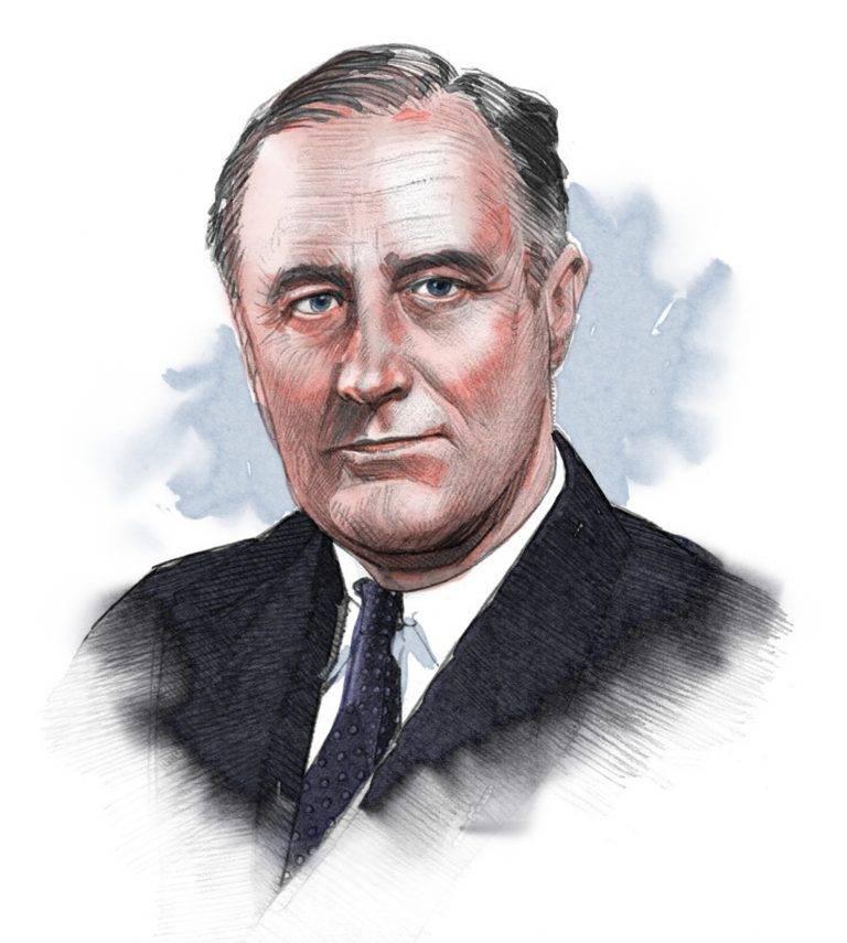 Франклин рузвельт и болезнь, которая сделала его президентом   милосердие.ru