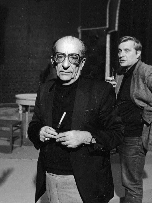 Георгий товстоногов (1915-1989), театральный режиссёр: биография, творчество