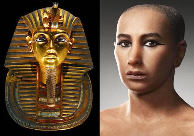 История фараона тутанхамона