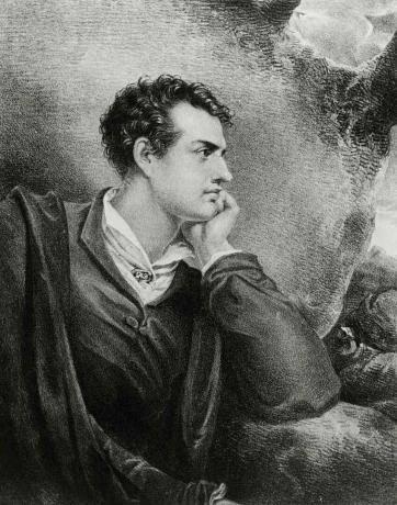 Джордж байрон — краткая биография поэта | краткие биографии
