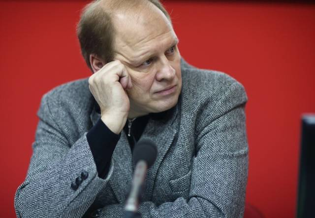 Александр гурнов. гибель советского тв