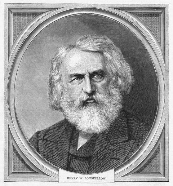 Henry wadsworth longfellow biography   poet