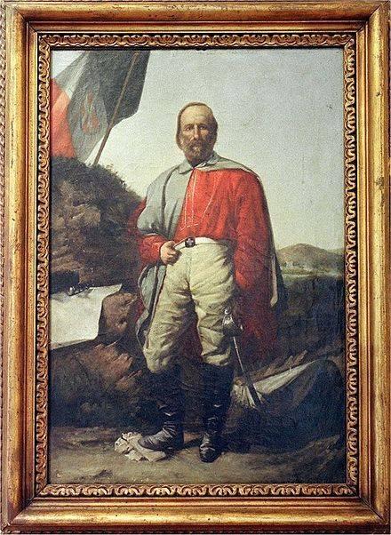 Гарибальди джузеппе 1807-1882