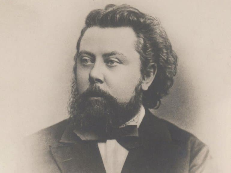Мусоргский модест петрович   биография, творчество, музыка