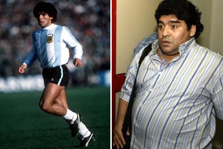 Диего марадона - биография футболиста, история, карьера, голы | diego maradona - фото и видео голов