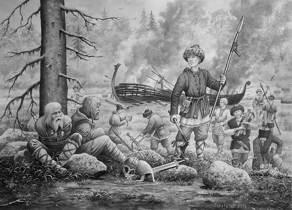 Новоземельская эпопея владимира русилова - продолжение, подробная биография
