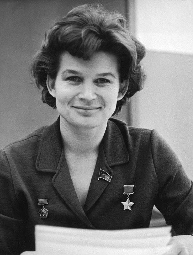Валентина терешкова - биография, информация, личная жизнь