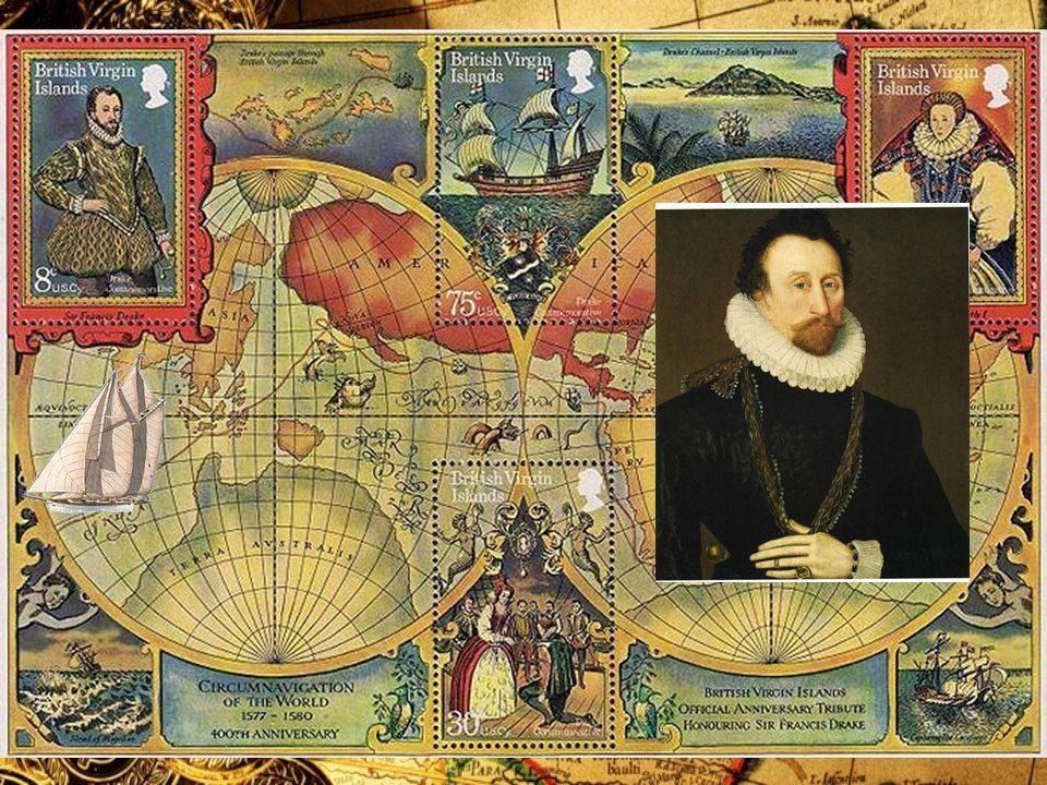 Что открыл английский пират френсис дрейк?