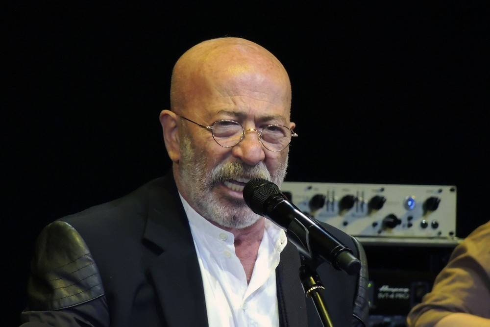 Розенбаум, биография, на гитаре