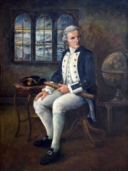 Джеймс кук ℹ️ краткая биография, экспедиции, кругосветное путешествие, фото, какие открытия совершил, как погиб джемс кук