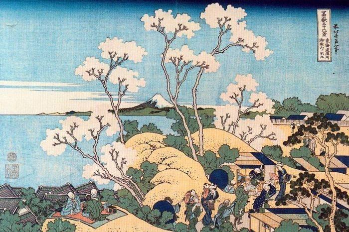 Кацусика хокусай — википедия