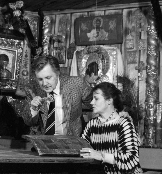 5 картин ивана глазунова, про каждую из которых он рассказал особую историю / православие.ru