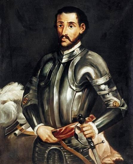 Эрнандо де сото (1495–1542). 100 великих путешественников [с иллюстрациями]