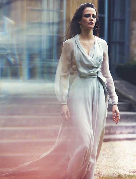 Ева грин, шарм и очарование аристократической красоты, подробная биография