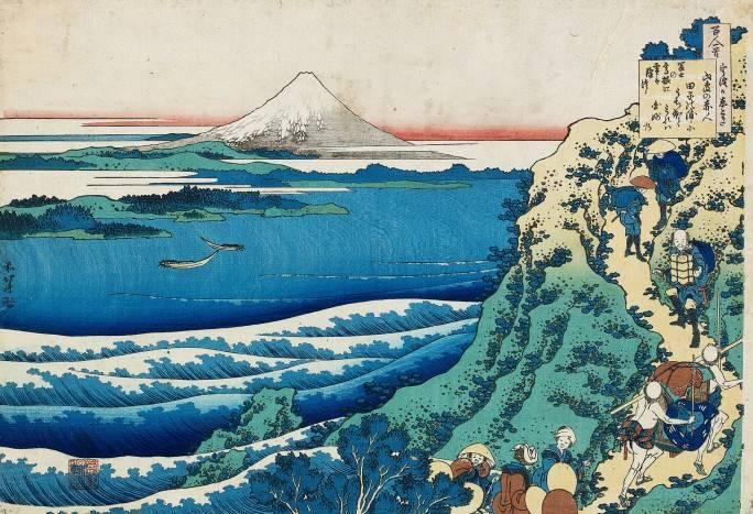 Кацусика хокусай биография, детство, начало пути