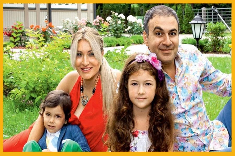 Идеальная семья гарика мартиросяна