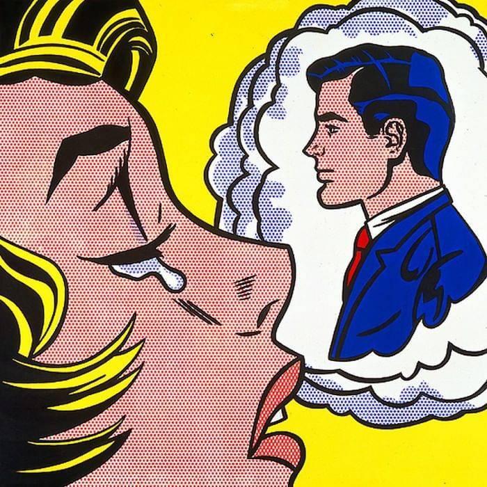 Рой лихтенштейн — биография. факты. личная жизнь