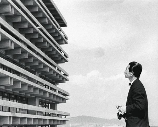 Кензо танге - архитектор будущего