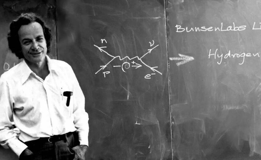Фейнман, ричард филлипс — википедия. что такое фейнман, ричард филлипс