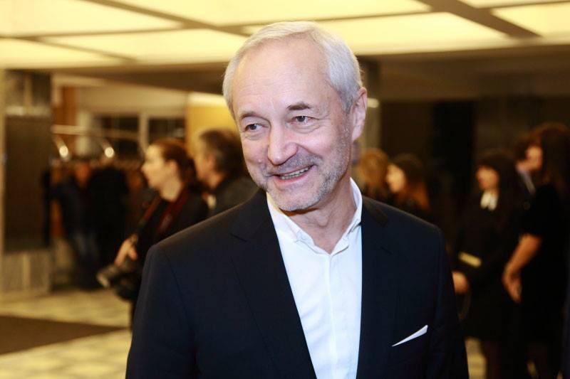 Владимир герасимов (актер) - биография, информация, личная жизнь, фото