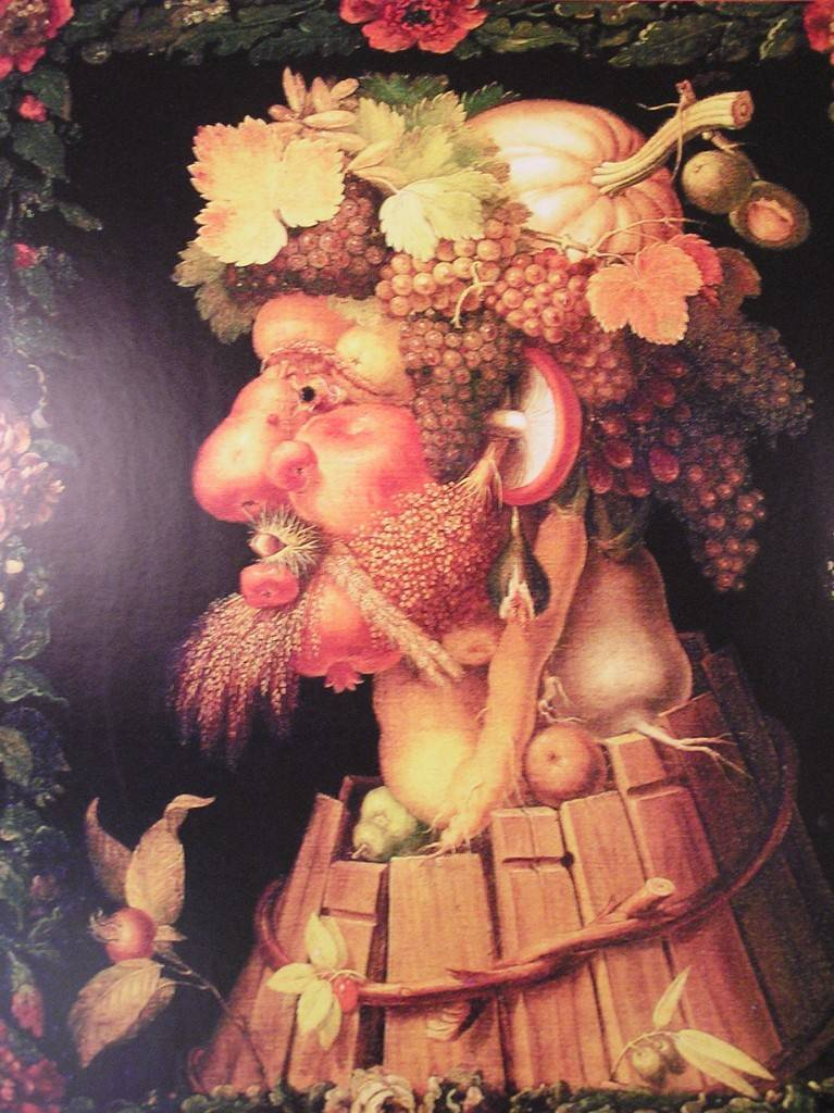 Вакханалия природы в полотнах джузеппе арчимбольдо