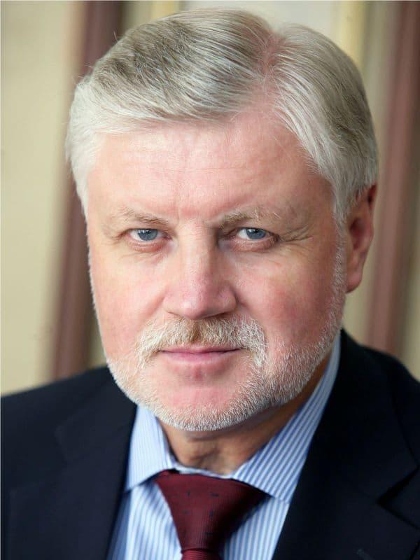 Сергей миронов - биография, информация, личная жизнь