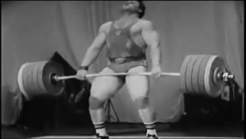 Василий алексеев: кто отравил самого сильного человека на олимпиаде-80