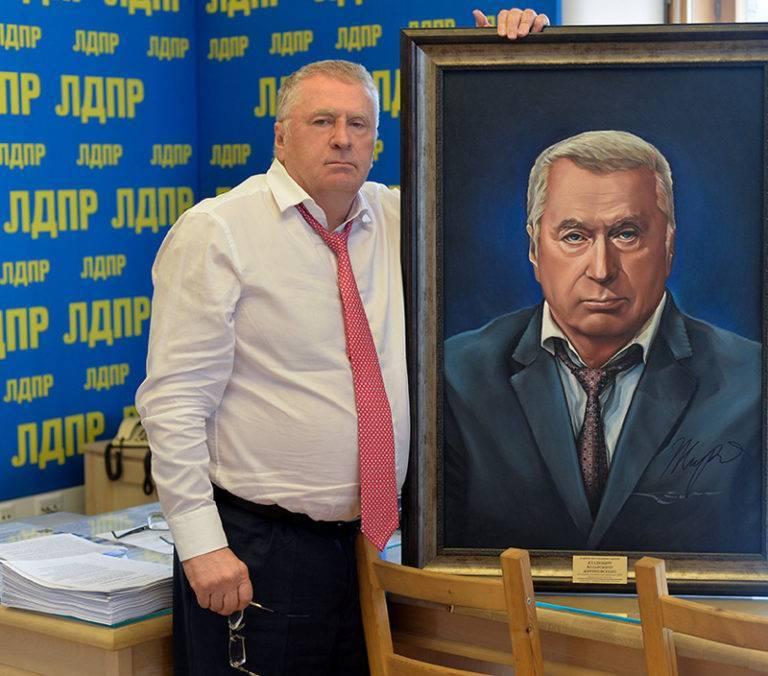 Владимир вольфович жириновский — традиция