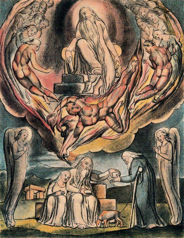 Уильям блейк: жизнь и творчество художника