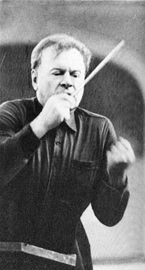 Светланов, евгений фёдорович
