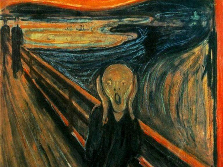 Крик в вечность: почему шедевр эдварда мунка стал столь популярен