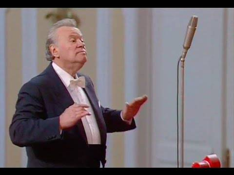 Евгений светланов – дирижёр, которому подвластна музыка