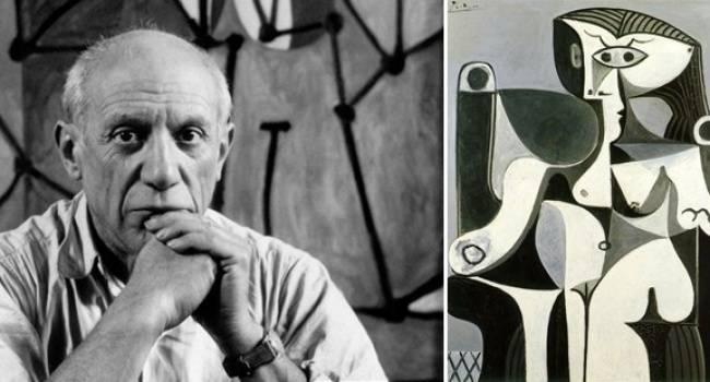 Пабло пикассо - биография