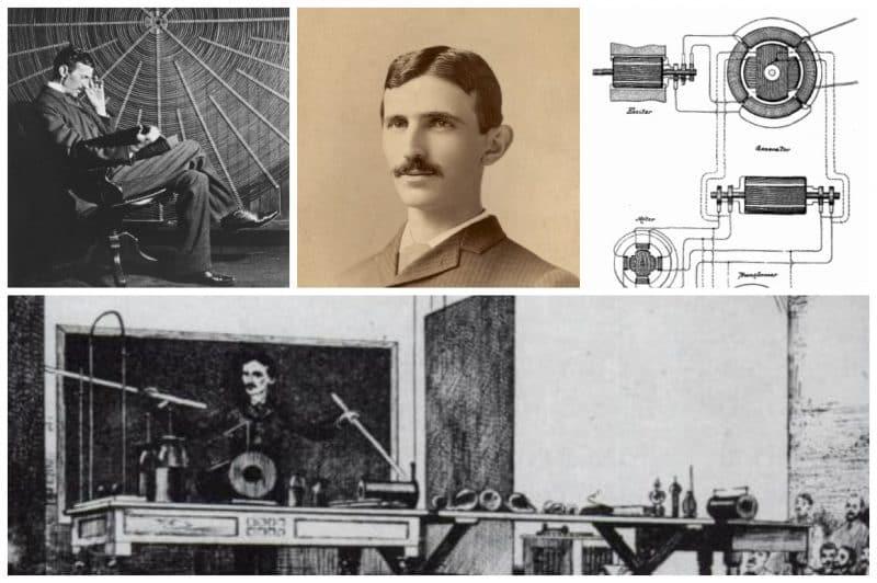 Рассказ про замечательного учёного николу теслу: биография сербского гения